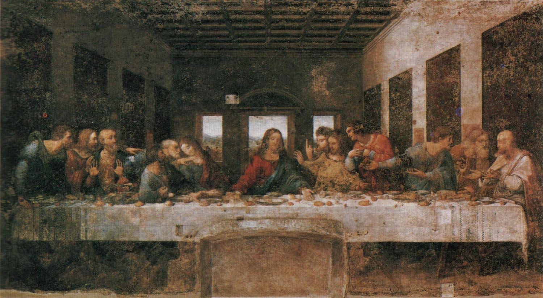 Arte - BELLAVITÆ Da Vinci Last Supper Restored