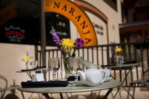 Cafe Naranja