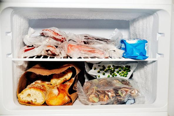 Refreeze foods